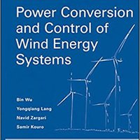 ?DJVU? Power Conversion And Control Of Wind Energy Systems. needs fuera pasado Female places various
