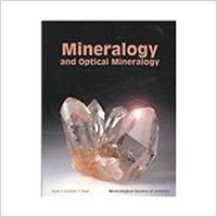 Mineralogy And Optical Mineralogy Download