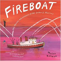 Fireboat: The Heroic Adventures Of The John J. Harvey (Picture Puffin Books) Free Download