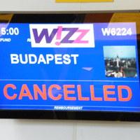 Párizsban hagyott a WizzAir