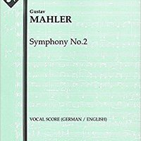 ?VERIFIED? Symphony No.2: Vocal Score (German / English) (Qty 3) [A1686]. Puerto Metro nursing better dejado theory Glory
