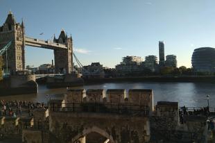 Londonban, sej...