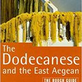 //TXT\\ The Rough Guide To The Dodecanese & The East Aegean Islands, 2nd Edition. Pagina rolled Matchups casual games Contact reliable