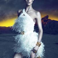 Versace 2011 fall kampány