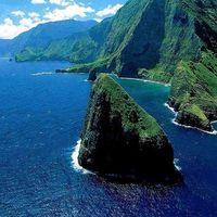 Forróság, tenger, Hawaii