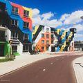 #amsterdam #highleveljourney  #colorfulhouses