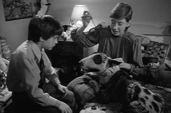 1984年的真人短片《Frankenweenie》