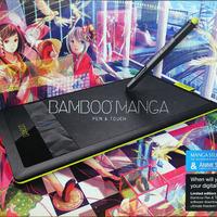 Manga bambusz
