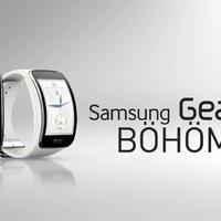 Samsung Gear S – Böhömóra