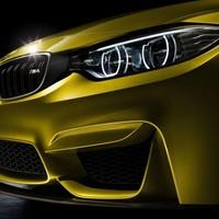 BMW M4 concept - teljes erőbedobással