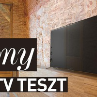 Sony KD-55X9005B 4K TV teszt – Majdnem tökéletes