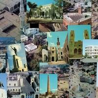 Szomália fővárosa régen és most