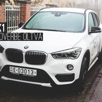 BMW X1 – Crossoverbe oltott hobbiterepjáró