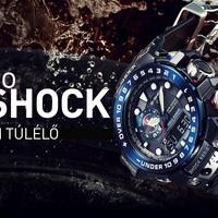 Casio G-Shock - Extrém túlélő