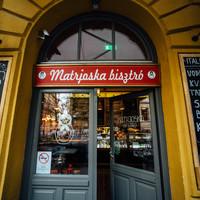 Matrjoska - hamisítatlan orosz ízek a Lőrinc pap téren