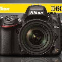 Nikon D600 - Ott a pont