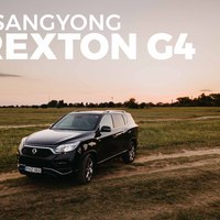 Ssangyong Rexton G4 Premium 4WD