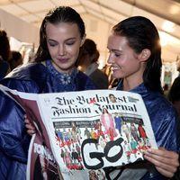 Central European Fashion Days 2014 - Gombold újra!