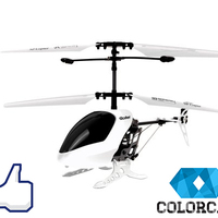 NYEREMÉNYJÁTÉK!!! Nyerj i-helicoptert, beépített lámpával és rendőrfényekkel!