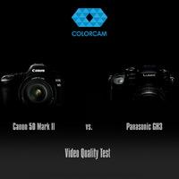 Panasonic GH3 vs. Canon 5D Mark II