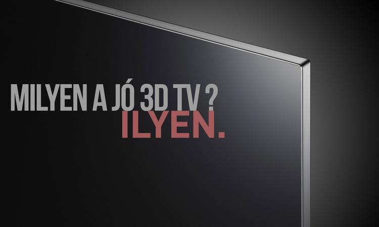Milyen a jó 3D TV?