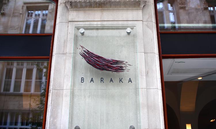 BARAKA - molekuláris fine dining