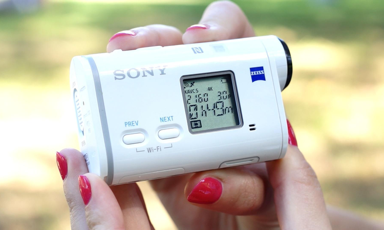 Sony X1000V 4K Action Cam – a legtutibb kiegészítő nyárra
