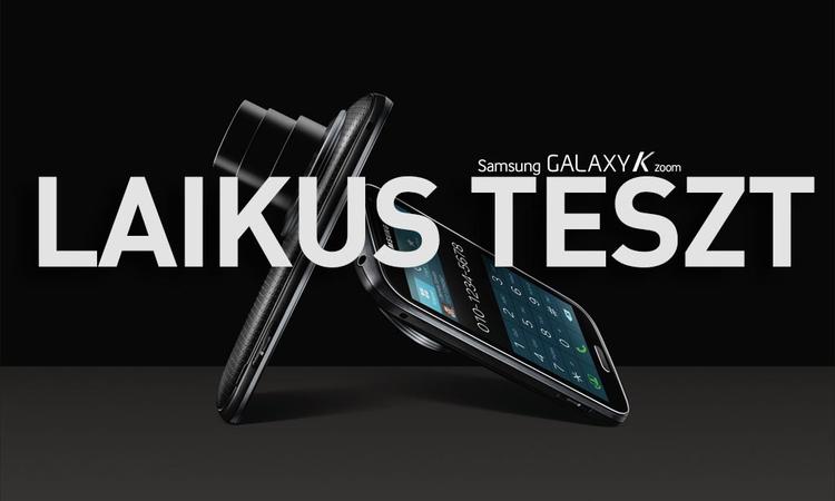 Samsung Galaxy K Zoom - Féltégla reloaded
