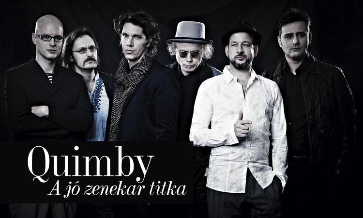 Quimby - A jó zenekar titka