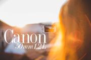 Canon 50mm f/1.2 L - Portrékirály