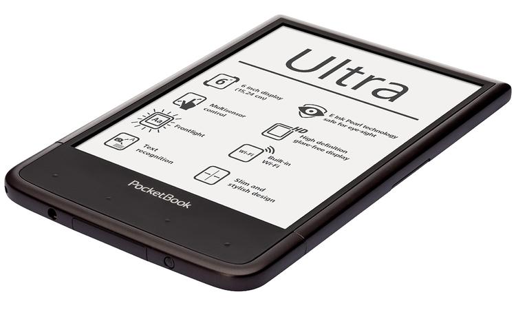PocketBook Ultra teszt - Könyvtár a zsebben