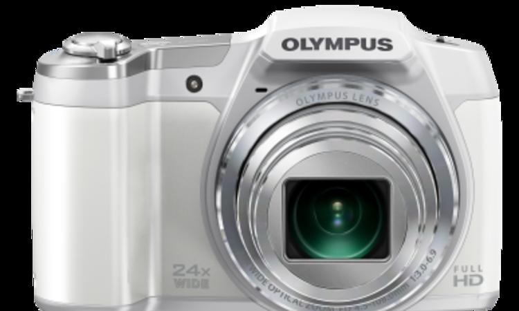 Olympus SZ-16 teszt - Kishaver