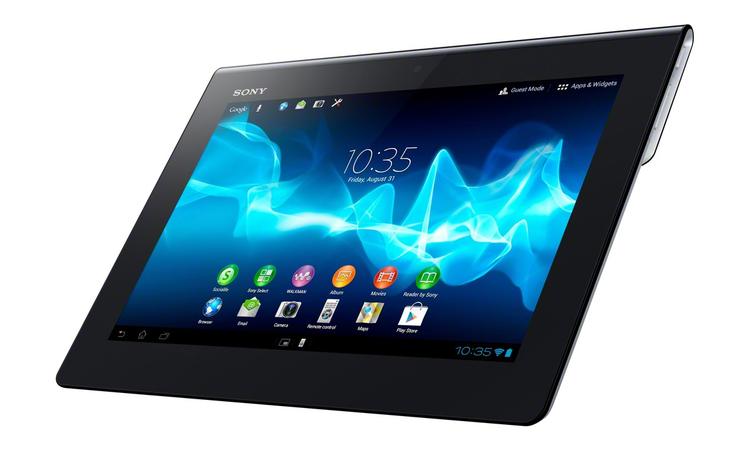 Sony Xperia Tablet S - Dizájnnal kompenzált teljesítmény