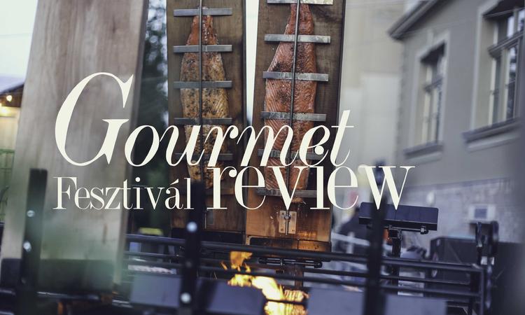 Gourmet Fesztivál 2014 - Minden ízért visszamennénk