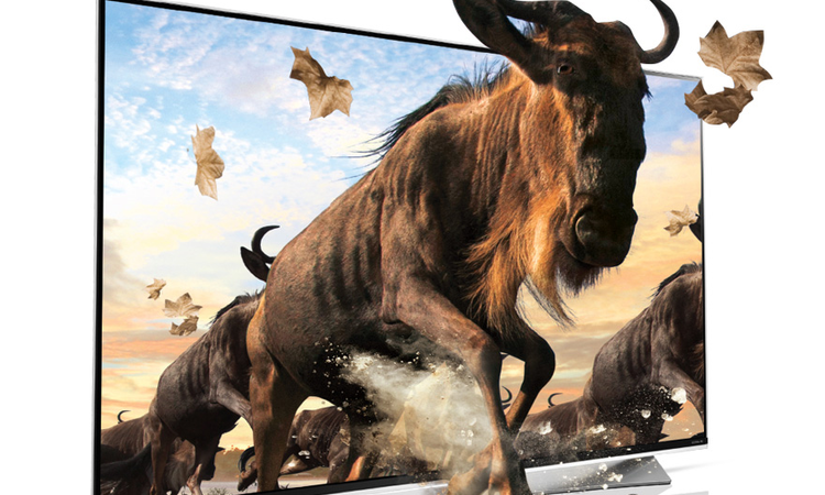LG55UF950V UHD 3D TV - A tévézés nem halott, csak átalakult