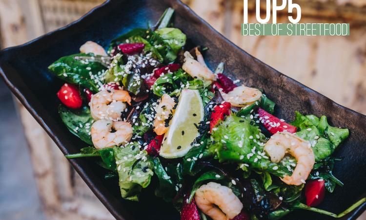 TOP 5 STREET FOOD HELY, amit nem hagyhatsz ki, ha a városban jársz!
