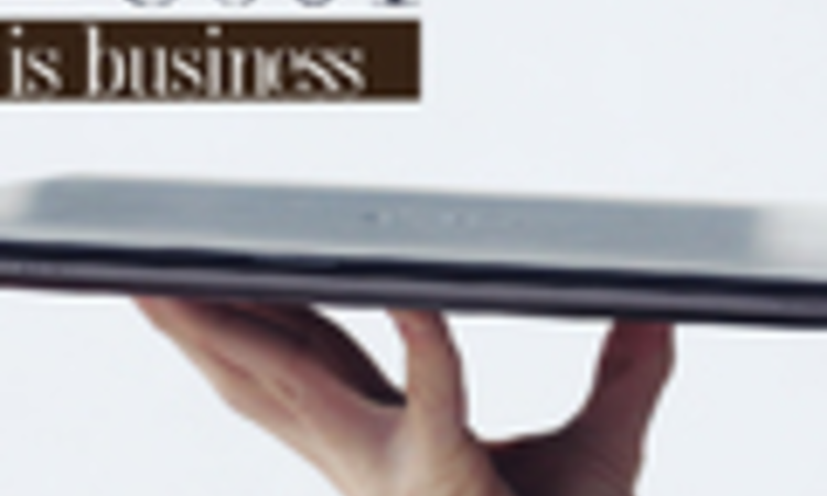 Fujitsu LIFEBOOK U904 - Business is business