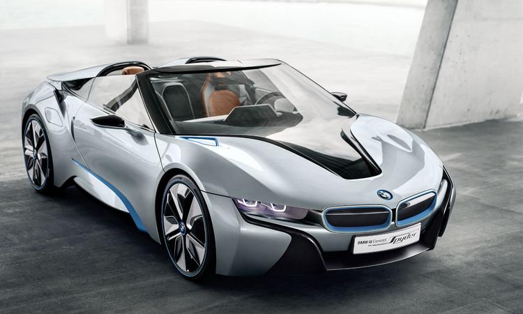 BMW i8 - Álomból realitás