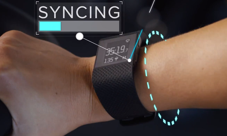 Fitbit Surge -  Apple Watch helyett