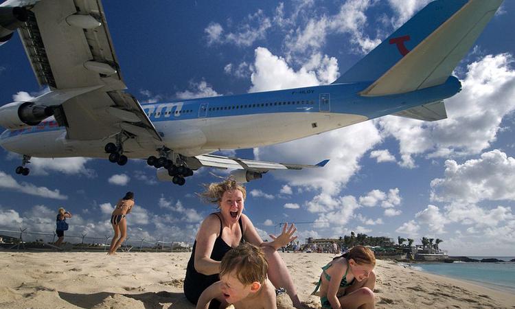 A világ legveszélyesebb repülőterei
