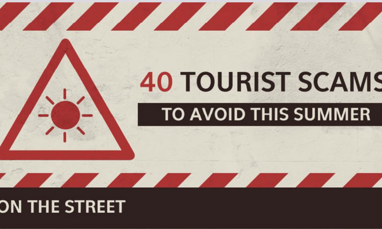 A világ legnagyobb turista átverései