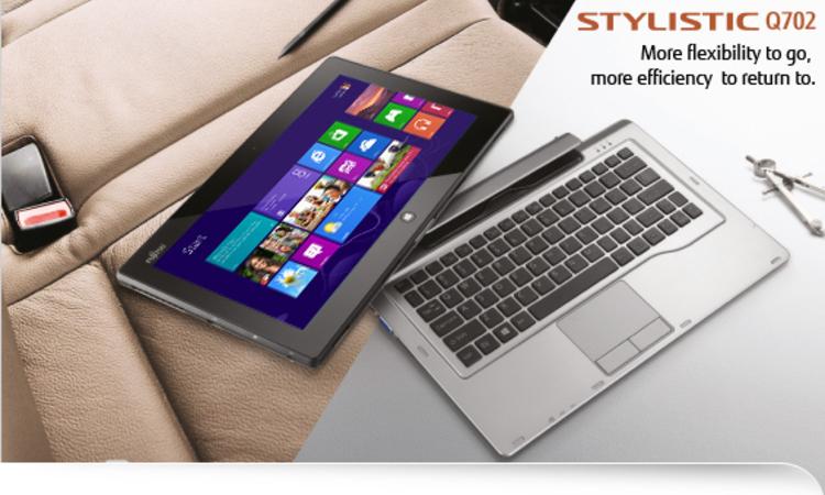 Fujitsu Q702 hybrid tablet - Ami sok, az sokk