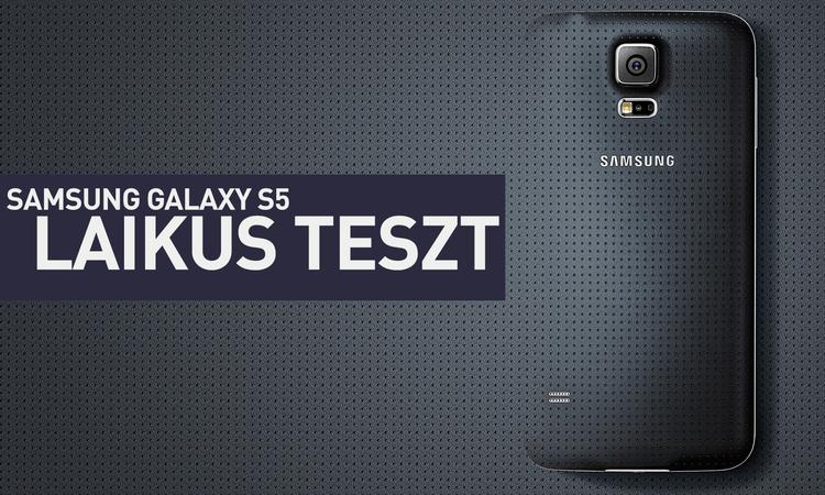 Samsung Galaxy S5 és Samsung Gear Fit - Laikus teszt
