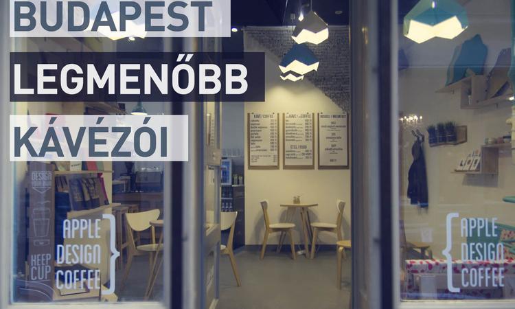 Budapest legmenőbb kávézói 1.