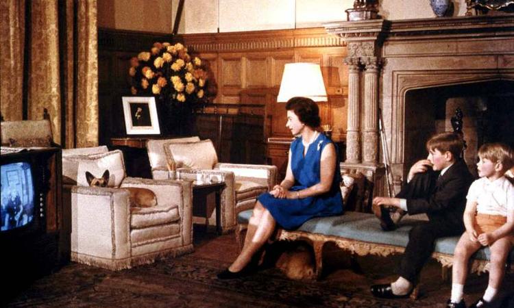 Erzsébet királynő online