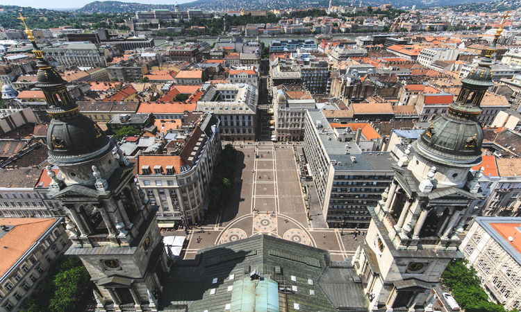 Több milliót vittünk a Bazilika tetejére