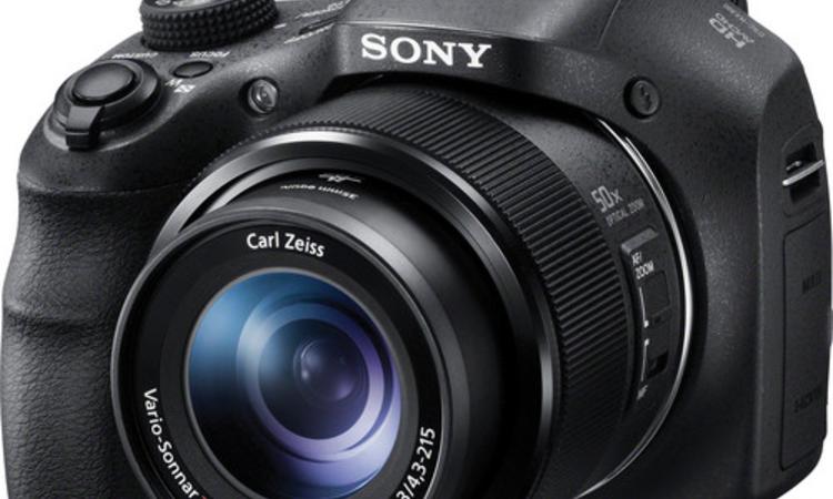 Sony HX300 - Profi Konzum