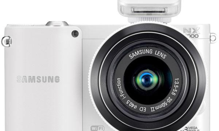 Samsung NX1000 - Kicsi, könnyű, izgalmas