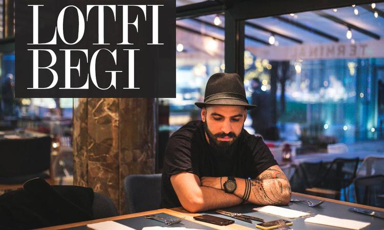"""Lotfi Begi - """"Az első pár alkalommal elhajtottak"""""""