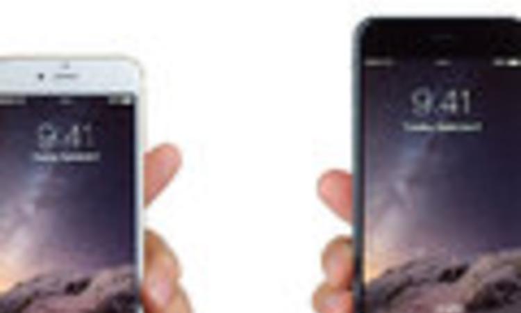 iPhone 6 és 6 plus - Megnőtt az arcuk